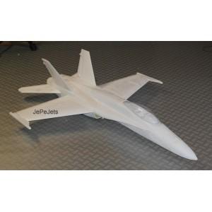F-18 Basic Kit version EPO 90mm